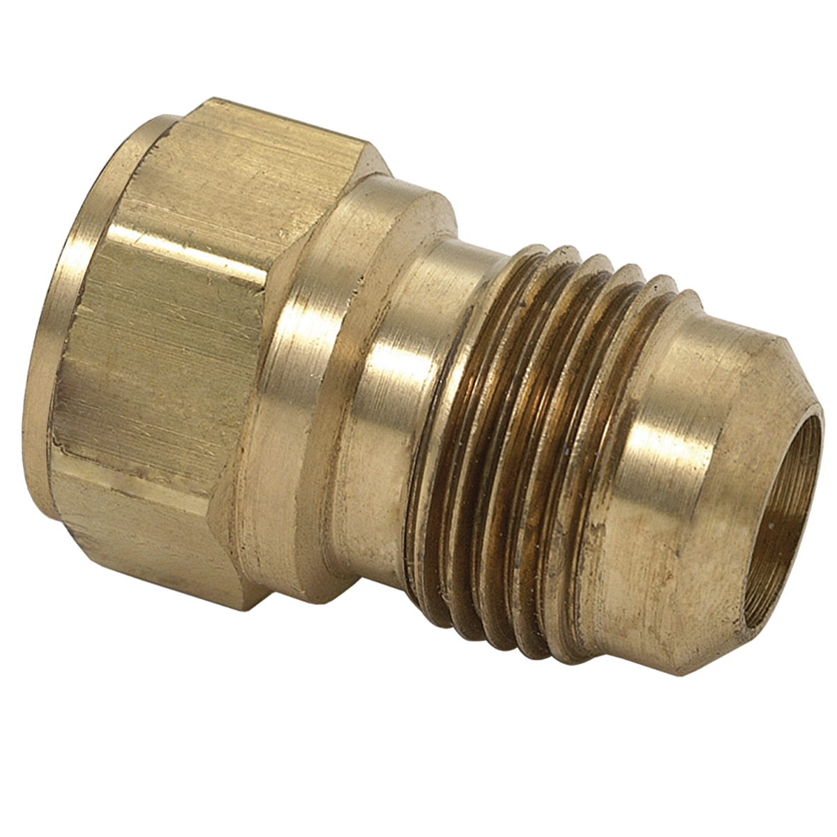 Brass flare fittings st hilaire supply co