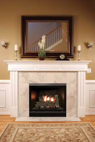 Empire Deluxe Fireplaces